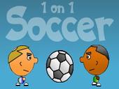 игра футбол один на один