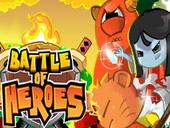 битва героїв