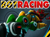 Bot Racing Game