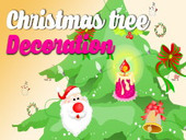 Christmas Tree Decoration Game