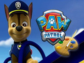 розмальовка щенячий патруль