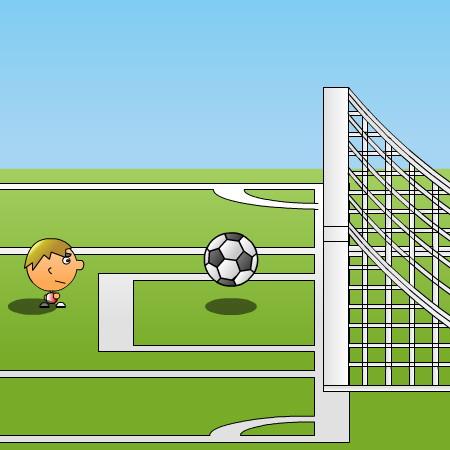 Игры на футбол один на один