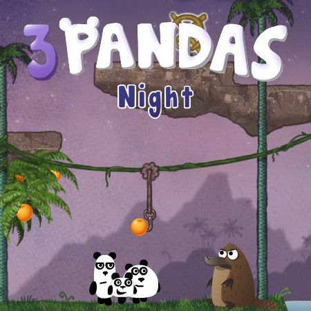 игры 3 панды 2