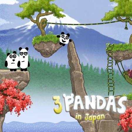 игры 3 панды в японии