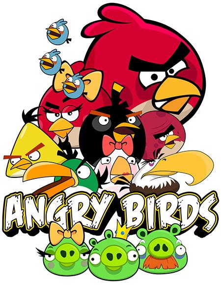 злі пташки