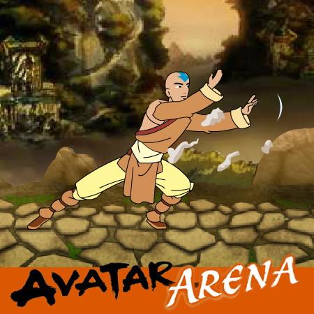 игры аватар арена