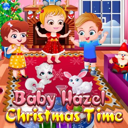 малышка хейзел рождество