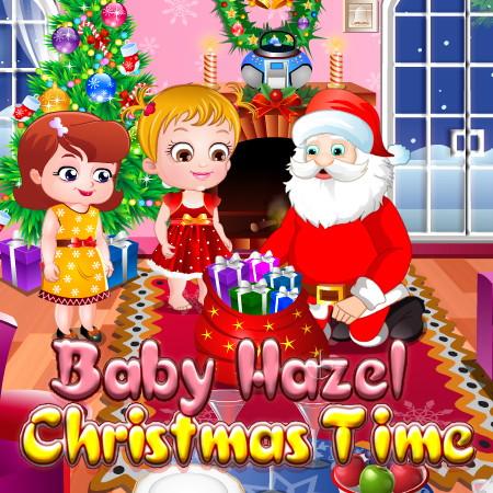 игры малышка хейзел рождество