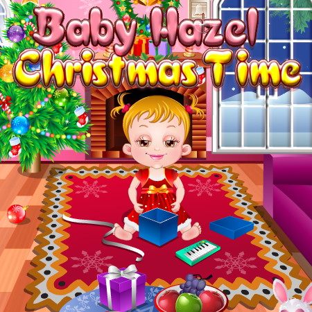 игра малышка хейзел рождество