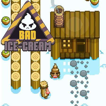 ігри погане морозиво 1