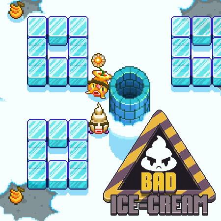 гра погане морозиво 1