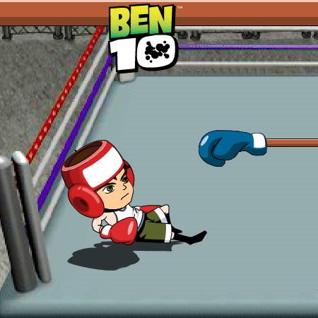 бокс бен 10