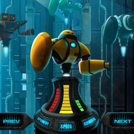 ігри гонки роботів