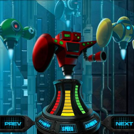 гонки роботів