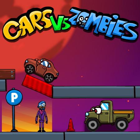 игры машины против зомби