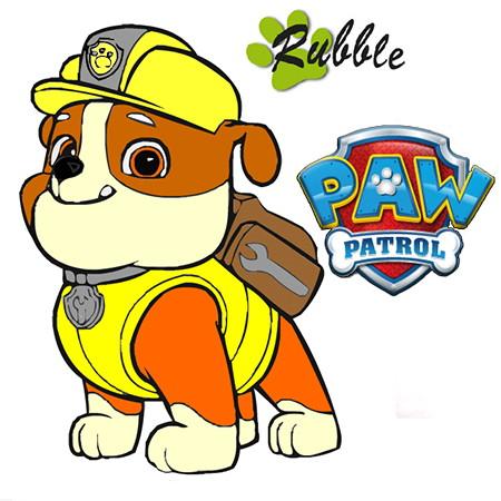 Paw Patrol Coloring game