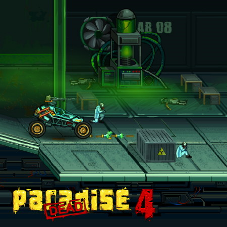 игра dead paradise 4