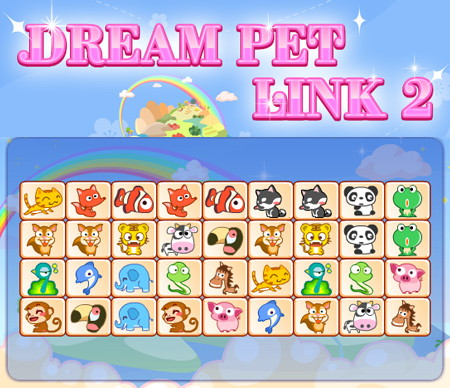 Spiele Dream Pet Link