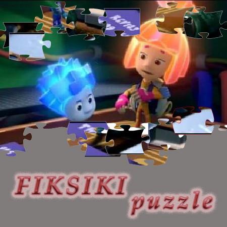 fixiki puzzle game