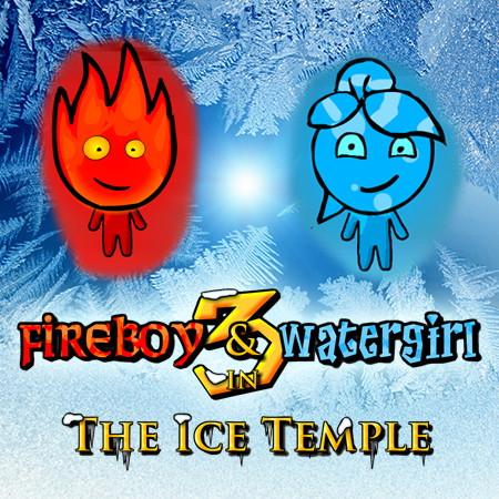 Feuer und Wasser 3 Eis Tempel