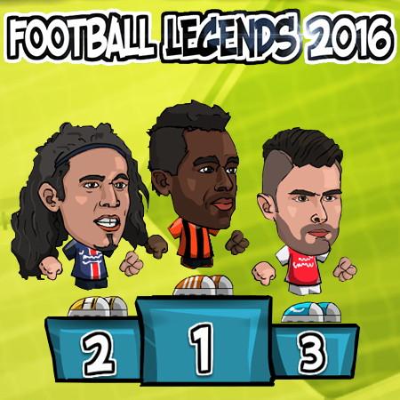 ігри легенди футболу 2016