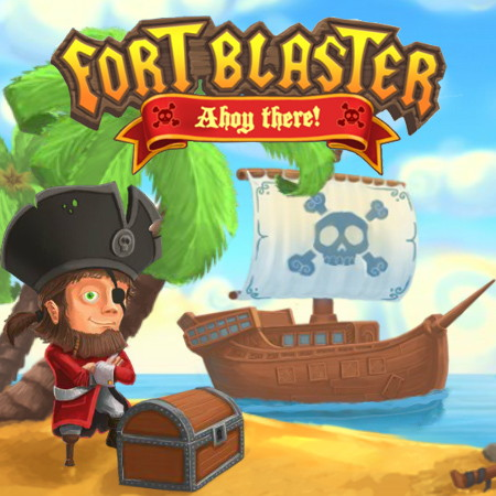 Fort Blaster game