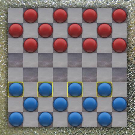 шашки онлайн на двох