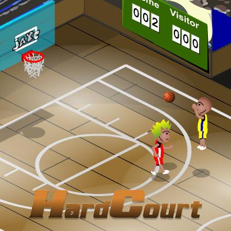 ігри баскетбол на двох