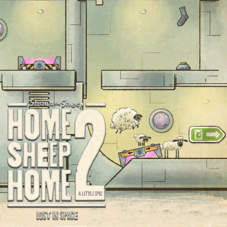 Sheeps 2 Lost in Space
