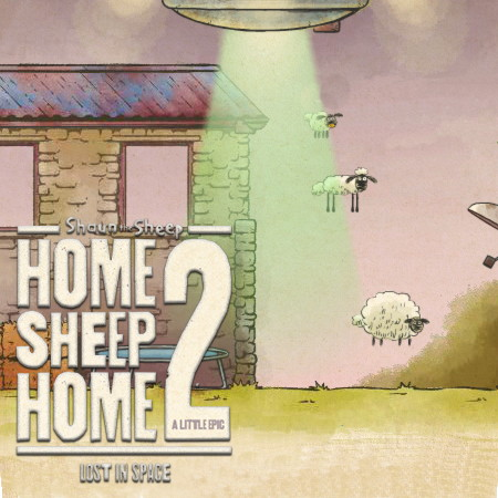 Shaun the Sheep Space Game