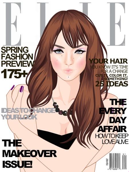 игры обложка журнала