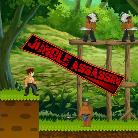 убийца в джунглях