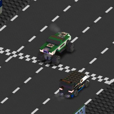 игры лего гонки