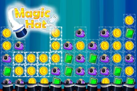 Magic Hat Game