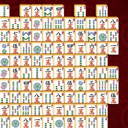 маджонг линк играть