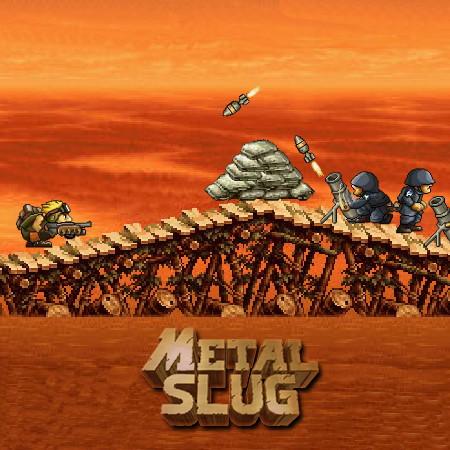 игры метал слаг