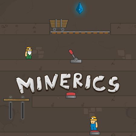 minerics game