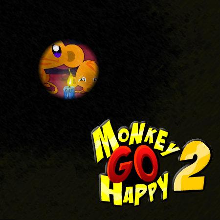 Monkey go Happy 2 game