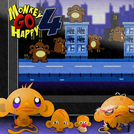 щаслива мавпочка 4