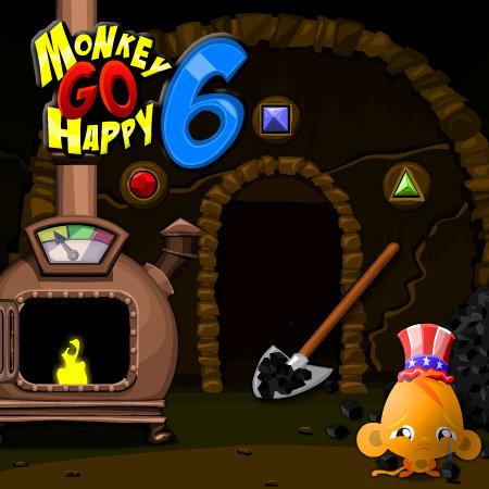 Играть обезьянки 6
