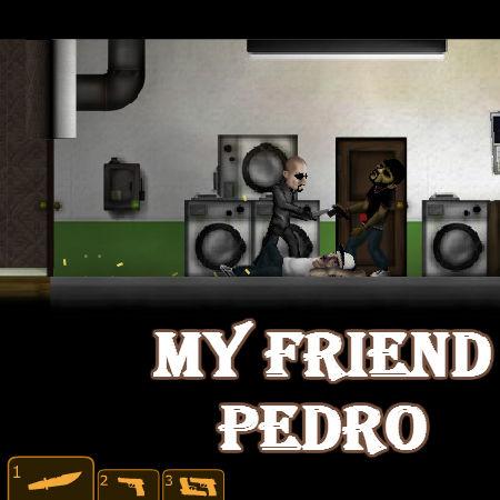 гра мій друг педро