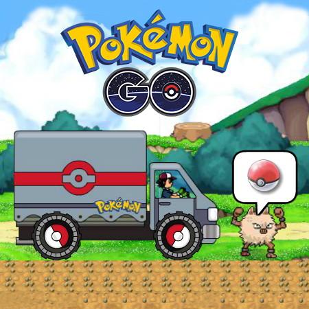 Play Pokemon Journey