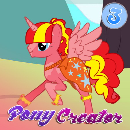 pony creator 3