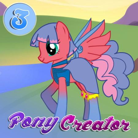 создать свою пони 3