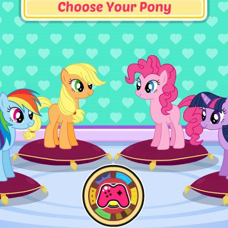 принцесса пони