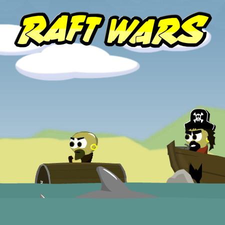 игра война на плотах