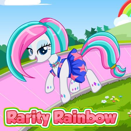 игра создай пони рарити