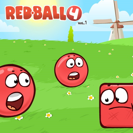 red ball 1 vol 1