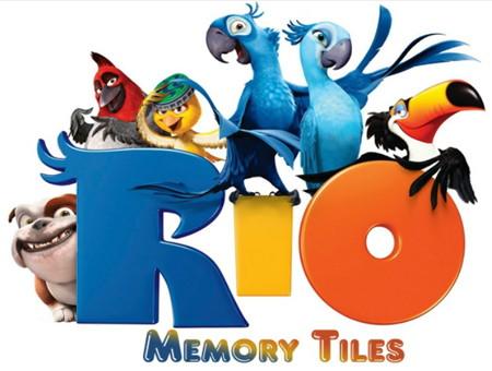 Rio Memory Tiles