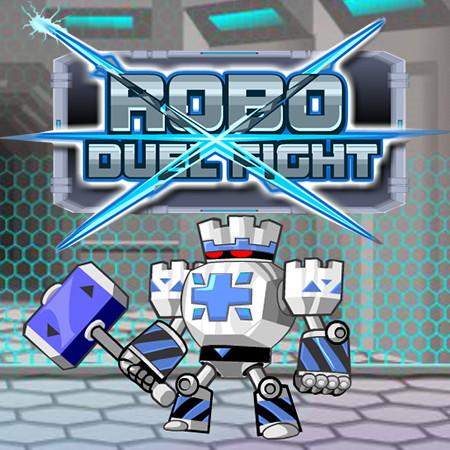 игра битва роботов